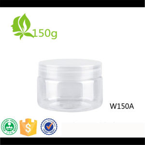 150ml Pet Jar with PP Lid pictures & photos