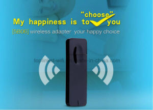 802.11AC 1t1r 433Mbps 5.8GHz/2.4GHz Double Band USB Wireless WiFi Adapter Support WiFi Mesh pictures & photos