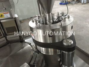 Powder Pellet Automated Capsuling Encapsulation Machines pictures & photos