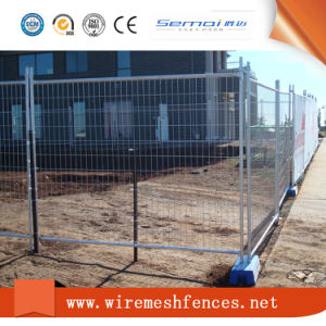 Hot Dipped Galvanized Welded Temporary Security Fencing for Event pictures & photos