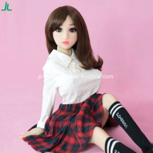 Jl 100cm Mini Height Young Girl Silicone Sex Doll for Men pictures & photos