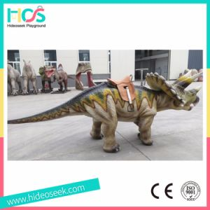 Theme Park Robot Dinosaur with Soft pictures & photos