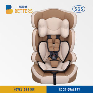 Baby Safety Car Seat with HDPE Backrest for Child pictures & photos