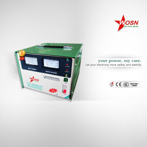 SVC 1500watt 1.5kVA Single Phase AC Automatic Voltage Stabilizer pictures & photos