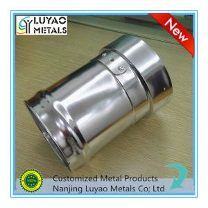 Aluminum Spinning Parts, Aluminum Metal Part, pictures & photos