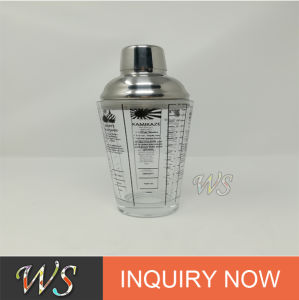 Ws-Br08 High Quality Stainless Steel Customed Shaker pictures & photos