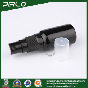 15ml Black Glass Spray Bottles with Black Fine Mist Sprayer pictures & photos