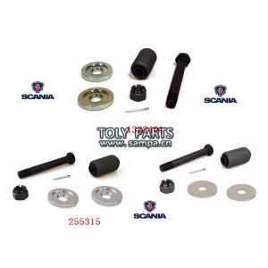 Front Spring Repair Pin Bolt Bush Kits for Scania pictures & photos
