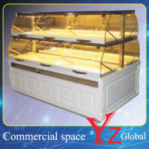 Cake Display Cabinet (YZ161003) Kitchen Cabinet Wood Cabinet Baking Cabinet Cake Showcase Pastry Showcase Bread Display Cabinet Bakery Display Cabinet pictures & photos