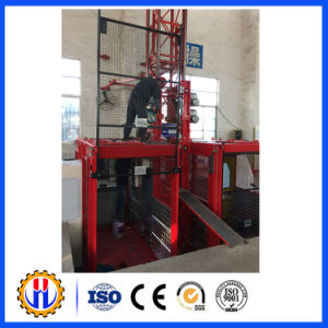 Frequency Building Lifter with Double Cage pictures & photos