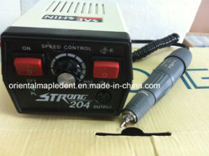 Saeshin Strong 204+102L Dental Micromotor pictures & photos