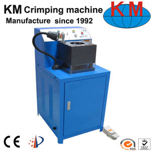 2inch Nut Crimping Machine /Nut Crimper Km-102c pictures & photos