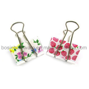 Wholsale Stationery Metal Binder Clip pictures & photos