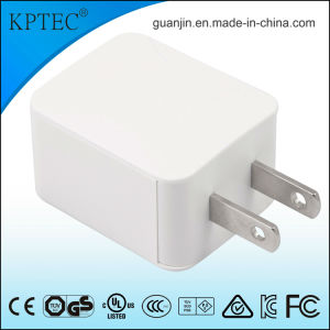 5V 1A Us Plug AC Adapter with ETL and UL Certificcate pictures & photos