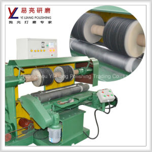 Round Tube Mirror Finish or Wire Drawing Surface Polishing Machine pictures & photos