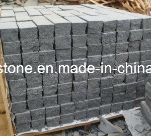 Granite Cubic Stone for Outdoor/Garden/Sidewalk/ Paving Stone/654 Granite pictures & photos