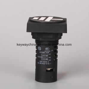 Square Type LED Indicator Lamp/Pilot Light with CB pictures & photos