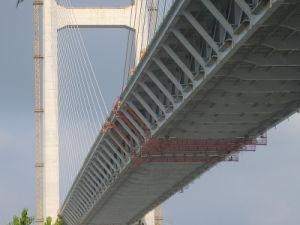 28m Bridge Suspended Work Platform pictures & photos
