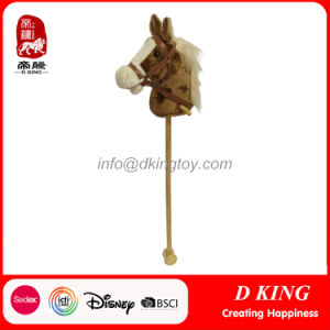 Stick Horse Plush Toy for Baby Wholesale China pictures & photos