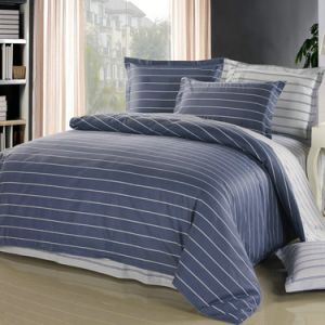 100% Cotton Twill Printed Two-Side Bedding Set