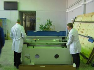 1300X2500mm Acrylic Wood CNC Laser Cutting Machine CO2 pictures & photos