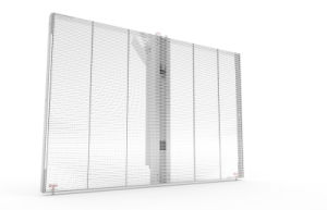 pH7mm High Transparent LED Mesh for Architecture Facade pictures & photos