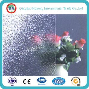 3-6mm Clear Pattern Glass for Mistlite/Nashiji,  Flora,  Mayflower,  Karatachi pictures & photos