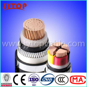 Low Voltage H07V-U Power Cable 3 X 35mm 4 Core Armoured Cable with BS7671 IEC604460 pictures & photos
