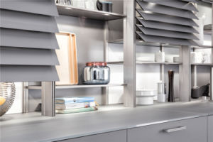 Modern Matte Finish Lacquer Kitchen Cabinet pictures & photos