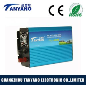 12V to 220V 600W Pure Sine Wave Solar Inverter DC to AC Power Inverter pictures & photos