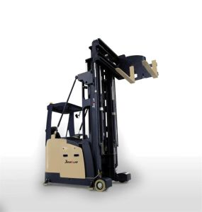 Fbt12-Fbt15 Narrow Aisle Three-Way Electric Forklift with Modern Design pictures & photos