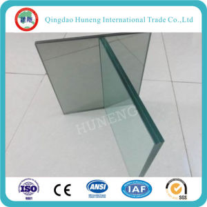 Laminated Building Glass /Tinted Laminated Glass for Building pictures & photos