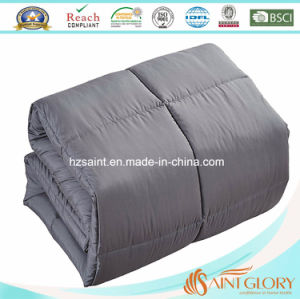 Hot Sale Hotel Synthetic Comforter Pure Cotton Synthetic Quilt pictures & photos
