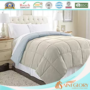 Hot Sale Polyester Comforter Pure Cotton Synthetic Quilt pictures & photos