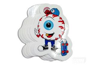 Cheap Custom Waterproof Die Cut Vinyl Decals Sticker for Decoration pictures & photos