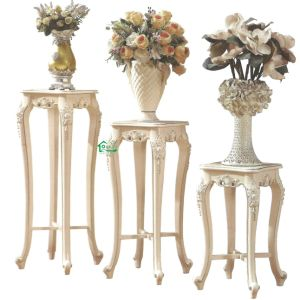 Wood Flower Stand Cabinet for Home Furniture pictures & photos