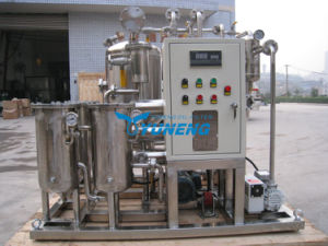 Vacuum Mobile Fire Resistant Oil Purifier pictures & photos