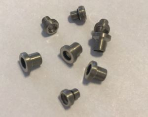 Stainless Steel Screw Crown Tube pictures & photos