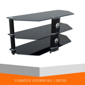 "Glass Table for LCD TV for 23""-80"" pictures & photos"
