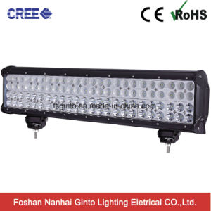 High Powder 4X4 288W 25inch Quad Row LED Light Bar for Offroad (GT3401-288W) pictures & photos