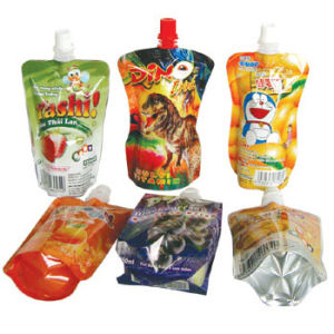 Spouted and Fitmented Pouches pictures & photos