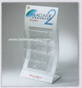 Custom Acrylic Cosmetic Display Racks pictures & photos