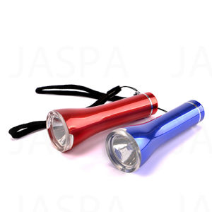 Ningbo 1W LED Flashlight with Cheap Price (12-1Y1703) pictures & photos