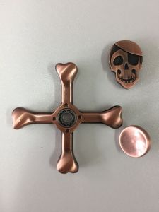 2017 New Fidget Spinner Toy Anti Stress Wholesale Good Luck Model pictures & photos