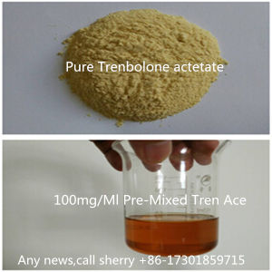 Finaplix 100mg/Ml Trenbolone Acetate Pre-Mixed Steroids Oil 100mg/Ml Tren Ace pictures & photos