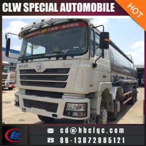 Shacman 8X4 40m3 Bulk Powder Truck Bulk Cement Vehicle pictures & photos