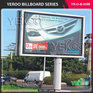 Outdoor Mega Advertising Billboard Scrolling Lightbox pictures & photos