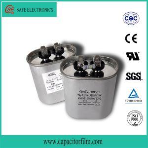 Aluminum Case 50/60Hz Capacitor pictures & photos