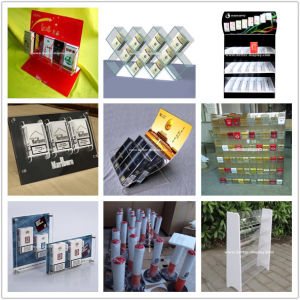 Custom Acrylic Electronic Cigarette Display Case pictures & photos