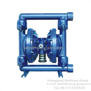 Qby Pneumatic Diaphragm Pump pictures & photos